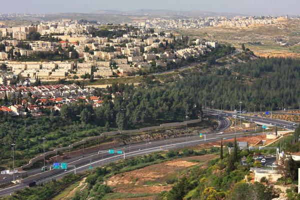 Monter à Jérusalem