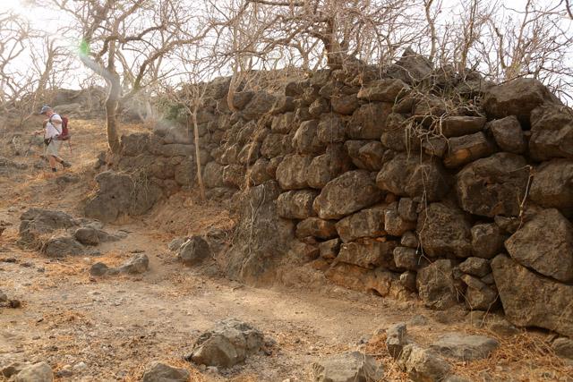 Khor Kharfot 2014 photo 4 découvertes archéologiques
