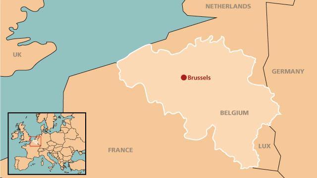 Bruxelles missionnaires blessés