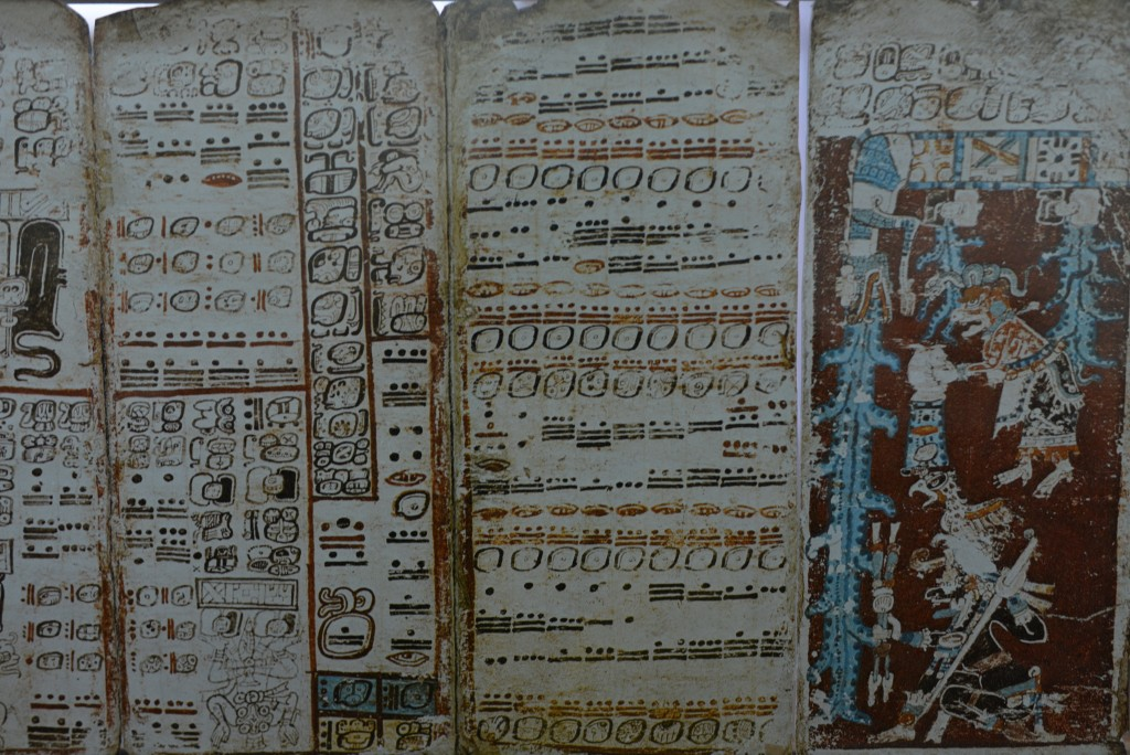 Codex Maya lien histoire de Khor Kharfot