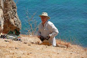 Ron McMillan équipe fouilles Khor Kharfot