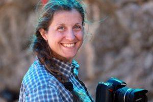 Sara Zaia équipe fouilles Khor Kharfot