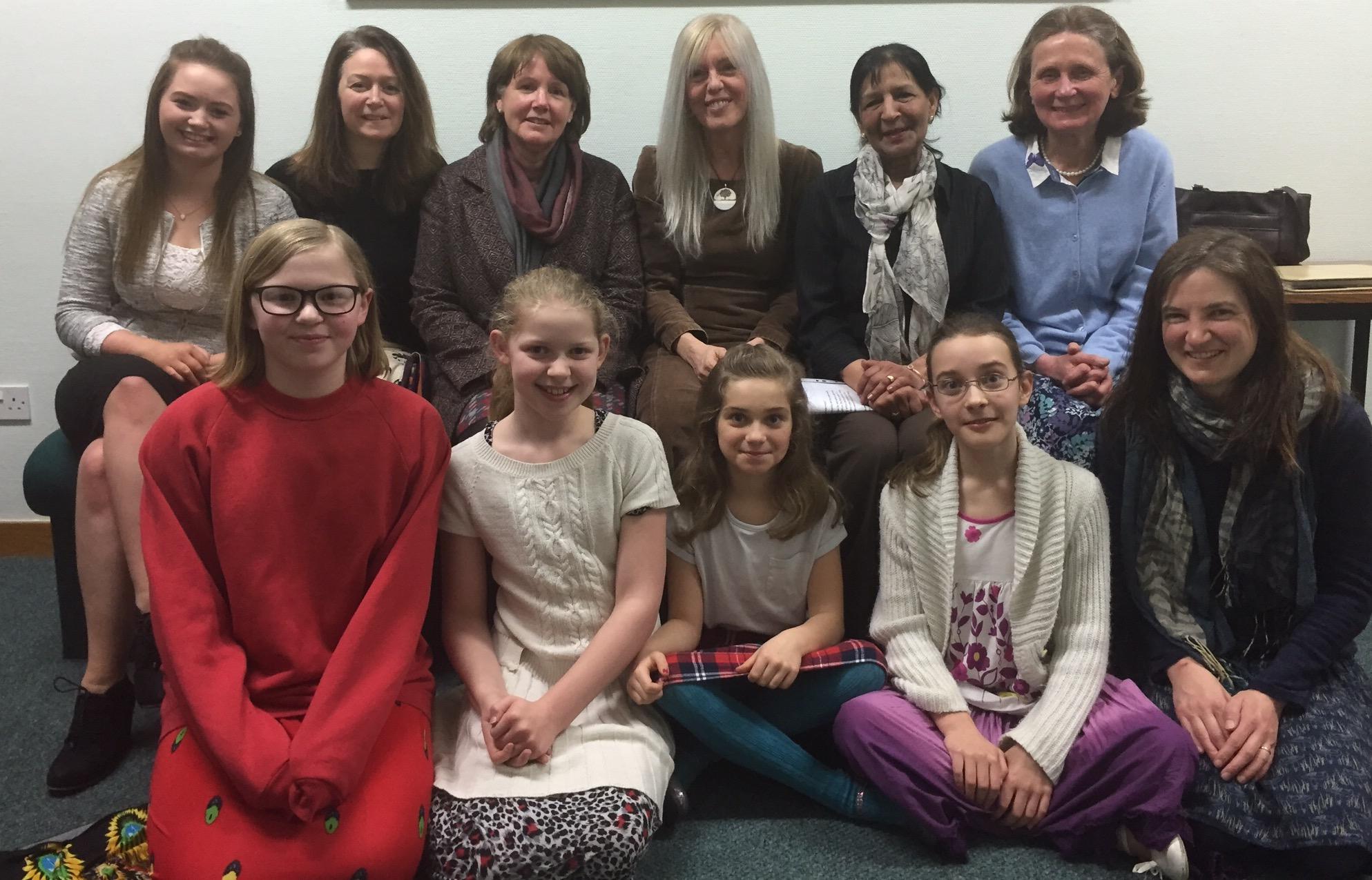 Honorer les femmes de foi – Journée internationale des femmes à Dalkeith en Ecosse