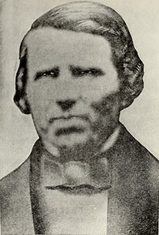 Dan Jones portrait Choeur du Tabernacle
