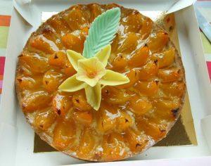 tarte aux abricots Parole de Sagesse