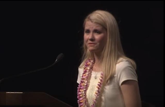 Elizabeth Smart : ma captivité a été la période la plus difficile mais la plus spirituelle de ma vie
