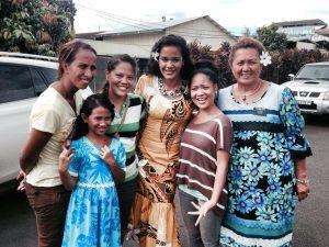 Aloha en mission à Tahiti