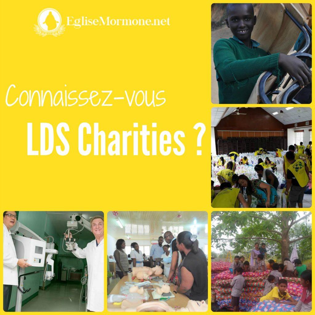 LDS Charities présentation