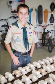 projet scout