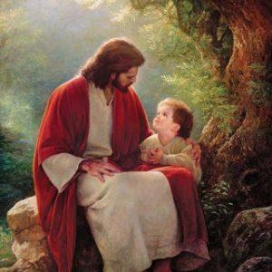 Jésus sur sa cécité