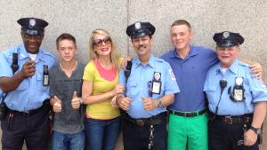policiers nos relations