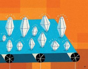 L'inventeur des diamants artificiels est français
