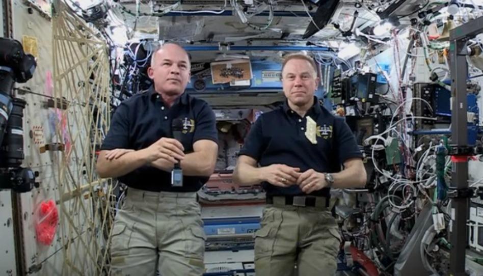 Un mormon crée le premier outil imprimé en3D dans l'espace