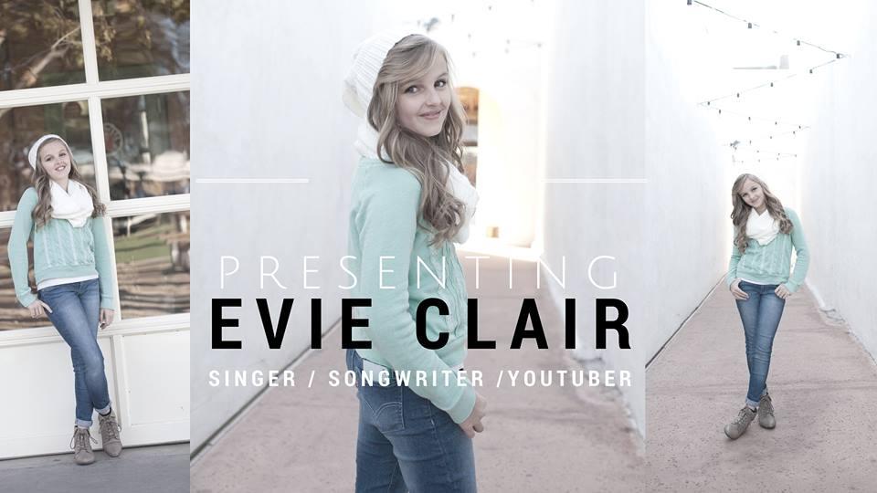 Evie Clair artistes mormones