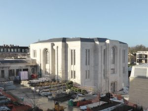 premier temple en France