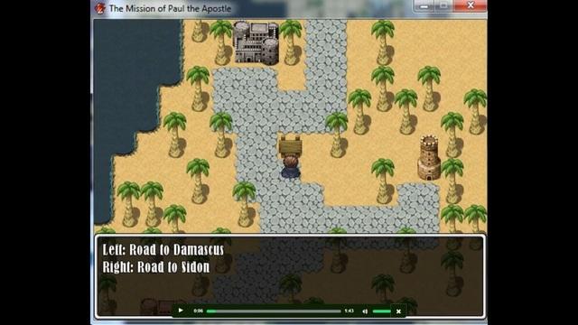 Un adolescent SDJ crée un jeu vidéo basé sur la Bible