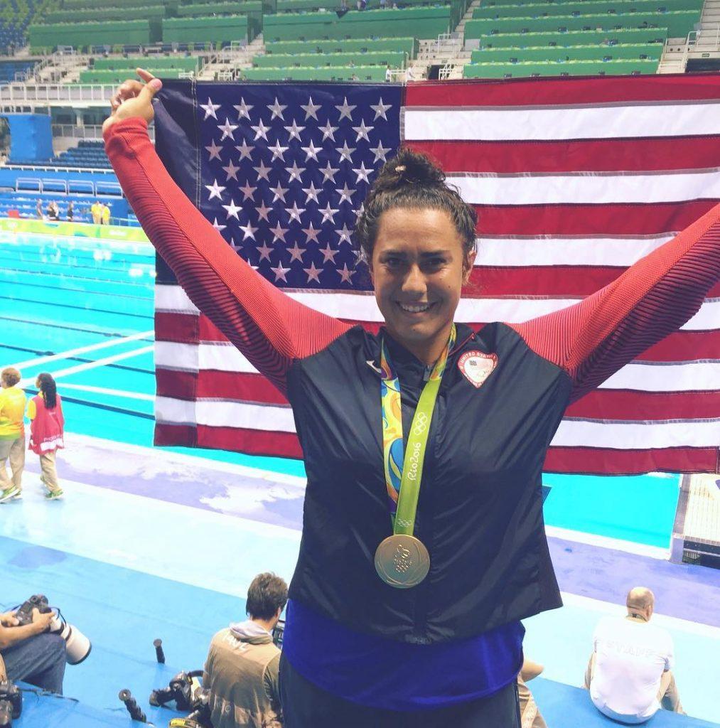 Sami Hill a remporté la médaille d'or des Jeux olympiques avec son équipe de water polo