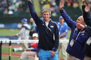 dustin williams participe aux jeux olympiques en tant qu'entraineur