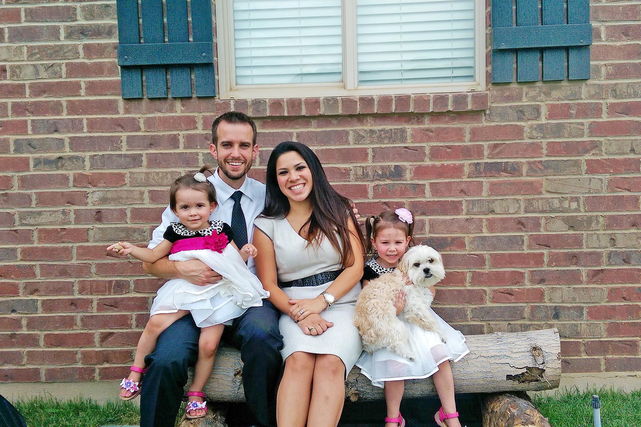 Michael Stanger et sa famille participent ensemble à American Ninja Warrior