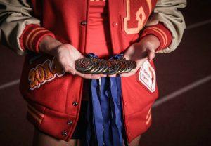 pic médailles Ellie Heiden