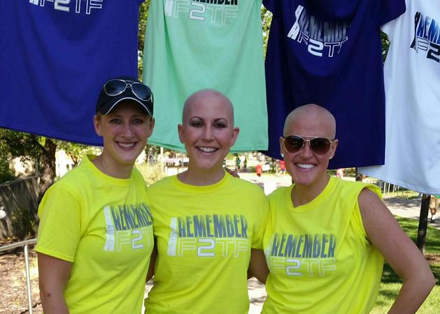 Les soeurs Page sont unies contre le cancer et ne craignent pas la mort.