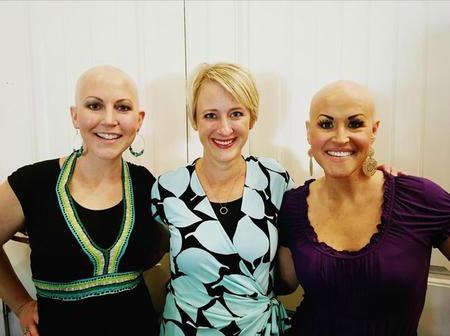 Les soeurs Page qui sont atteintes du cancer croient que leur foi peut les aider à surmonter leur épreuve