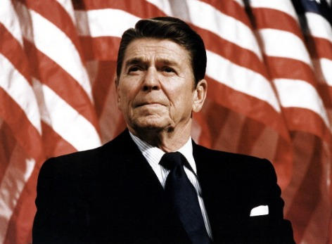 Ronald Reagan est une des célébrités qui a fait l'éloge des Mormons