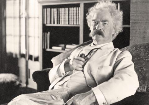 L'écrivain Mark Twain, personnage influent de son temps, a voyagé à Salt Lake city et parlé de sa rencontre avec les Mormons.