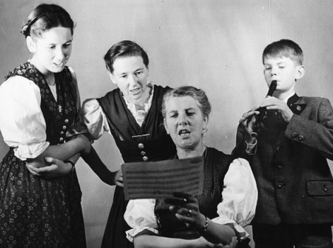 Maria Von trapp est une des célébrités qui a fait l'éloge des Mormons.