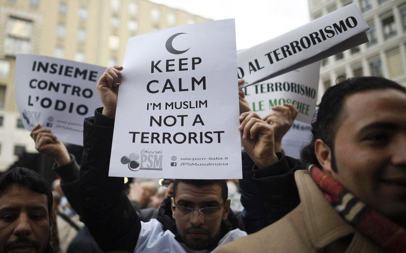 Nous ne devons pas confondre islam et islam radical. Tous les musulmans ne sont pas des terroristes.