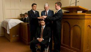 la prêtrise existait dans la vie prémortelle