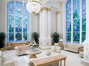 San Antonio Texas Temple Celestial room