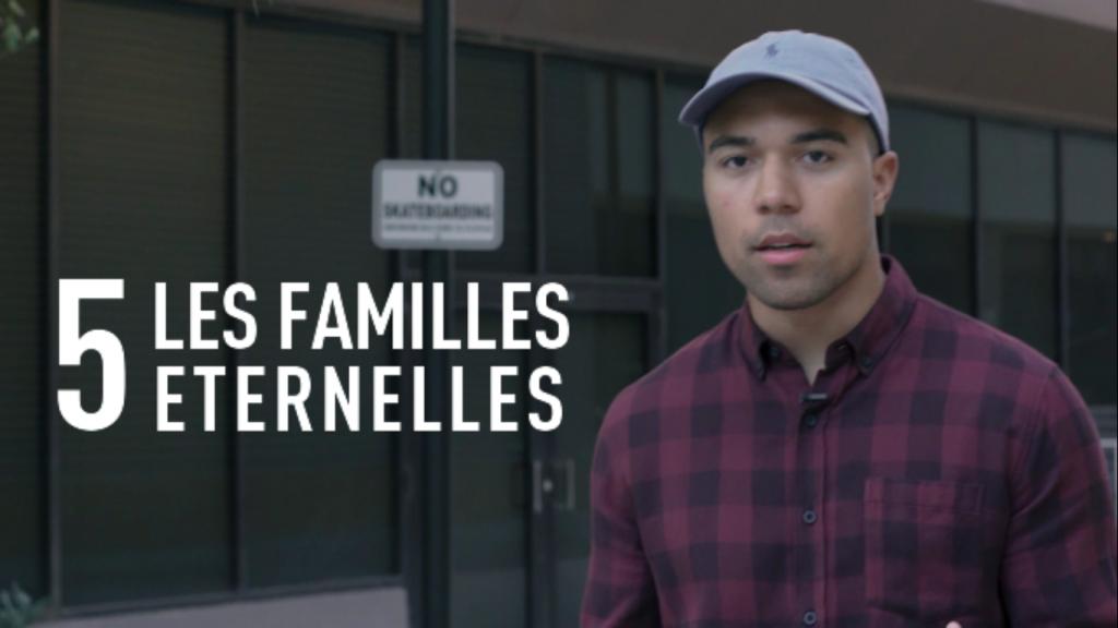 Les mormons croient que les familles peuvent être ensemble à tout jamais après cette vie.
