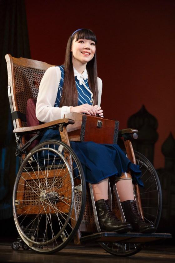 des mormones dans Wicked le musical