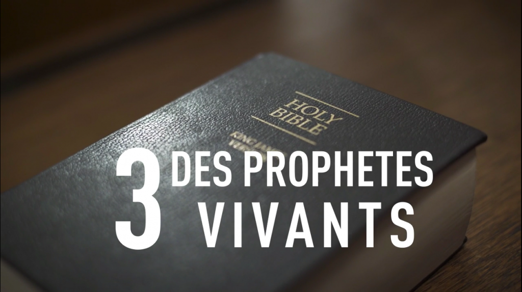 Les mormons croient que Dieu parle par l'intermédiaire de ses prophètes, tout comme il le faisait au temps de la BIble