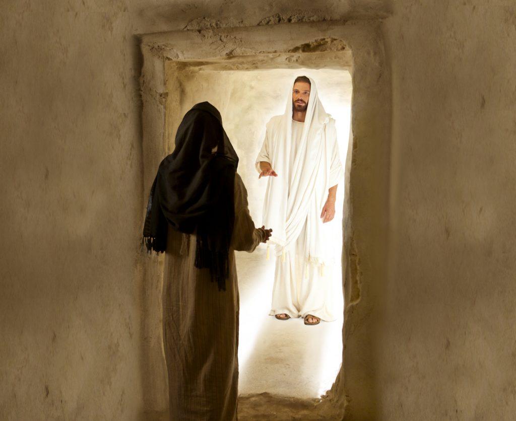 Les mormons croient que nous pourrons tous ressuciter grâce à la résurrection du Christ