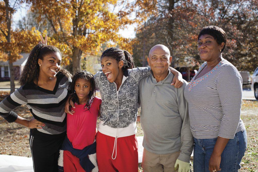 Les mormons croient que les liens de famille sont fait pour durer dans l'éternité