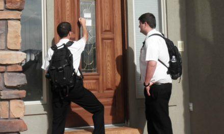 5 raisons d'ouvrir aux missionnaires mormons