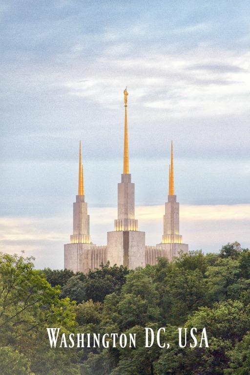 temple de Washington DC