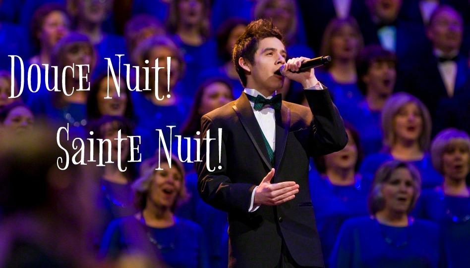 Pourquoi « Douce Nuit » est le chant de Noël le plus emblématique du monde