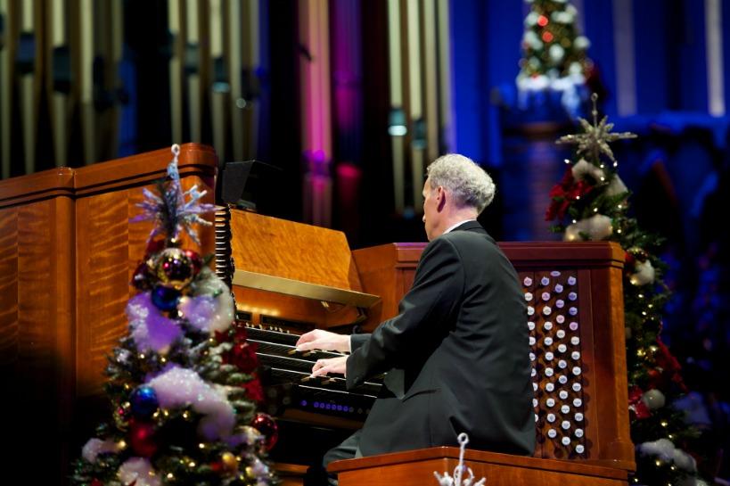 Douce Nuit est souvent accompagnée d'un orgue