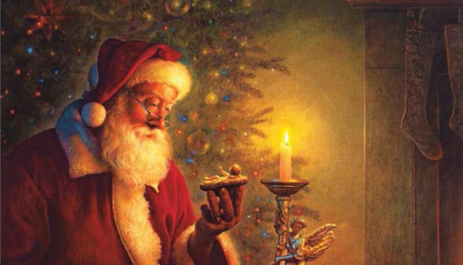 Ce que les prophètes ont dit sur le Père Noël