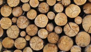 lors d'une coupure d'électricité, du bois de chauffage sera nécessaire pour maintenir le feu dans la cheminée
