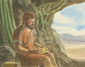 Ether écrit les annales de son peuple
