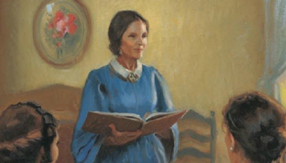 12 histoires d'Eliza R. Snow qui vous donneront envie d'être une meilleure personne