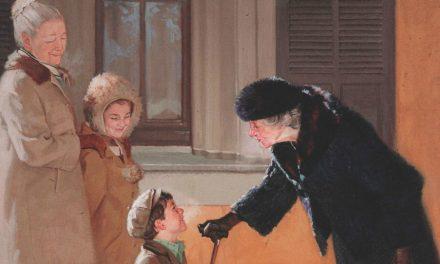 Une peinture avec une histoire (souvenir de Pdt Uchtdorf)