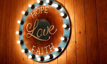 Vivez de façon productive, remplis de foi et de reconnaissance.