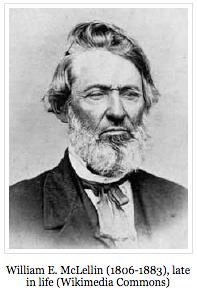 William Mc Lellin a rencontré des témoins du Livre de Mormon