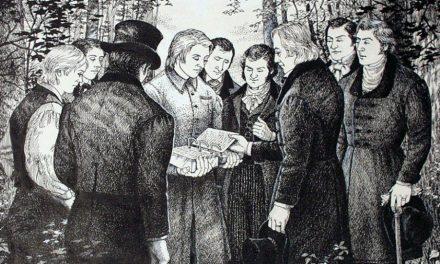 Un récit peu connu des témoins du Livre deMormon