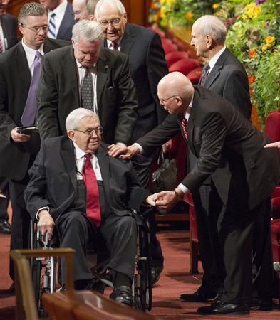 Boyd K. Packer: son dernier discours de conférence générale